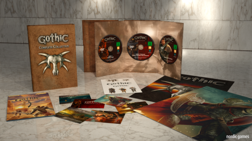 Gothic 3 Complete Collection